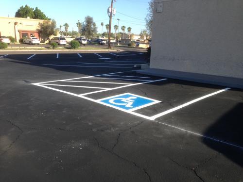 Photo Handicap Stencil 2